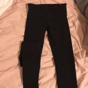Lulu lemon leggings (wunder under )